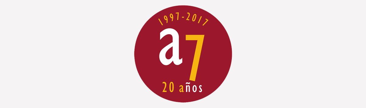 A7 20 años