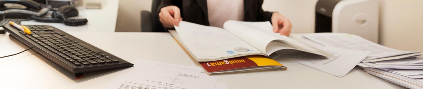 Assessorament i gestió