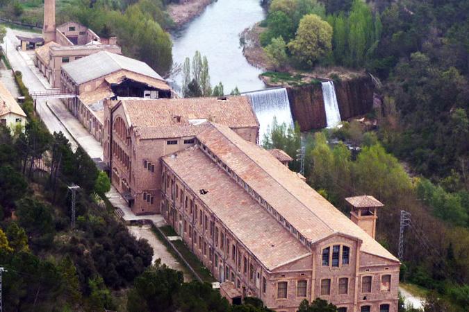 Museu Colònia Vidal Puig-reig