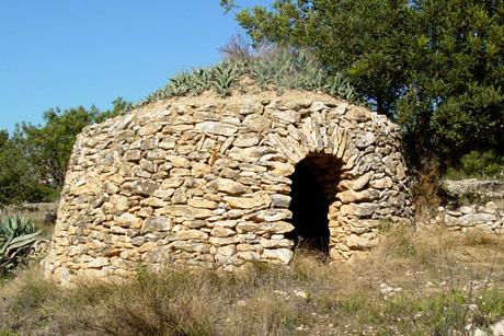 Barracas de piedra seca de Mont-roig