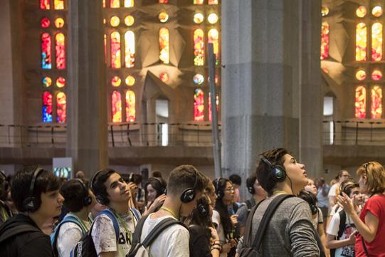 Visita Sagrada Familia