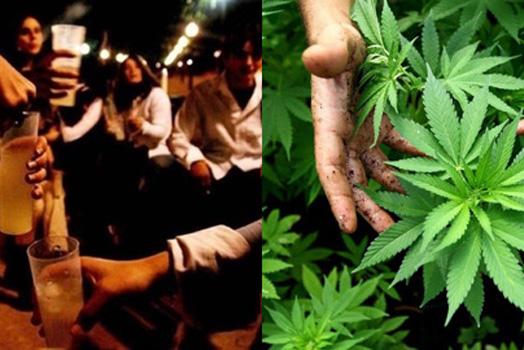 Conferencia consumo drogas adolescentes
