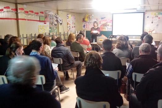 Conferencia Escuela Lexia
