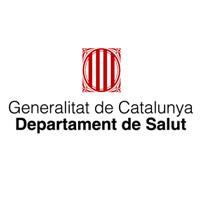 Departament de Salut, Generalitat de Catalunya.