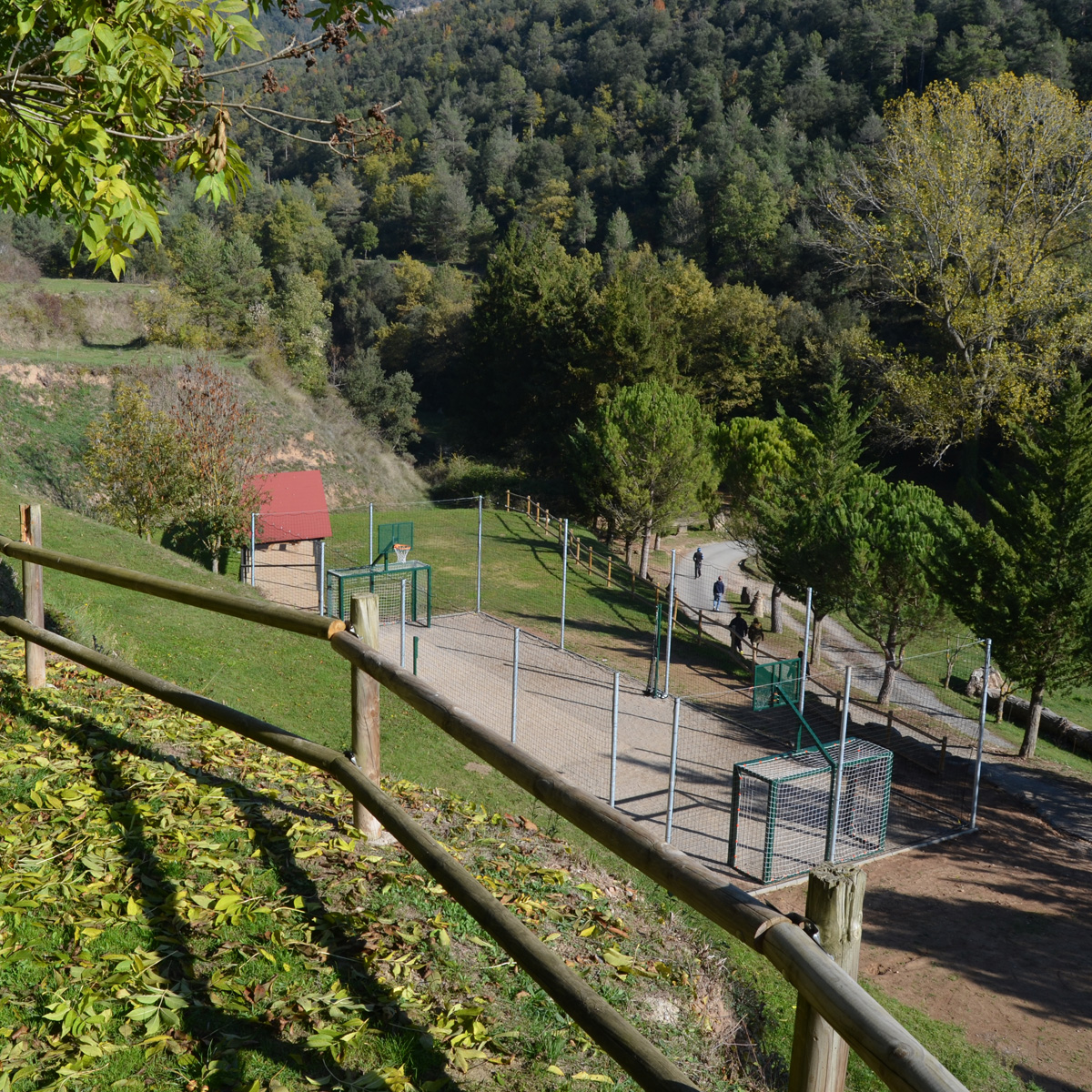 Outdoor facilities