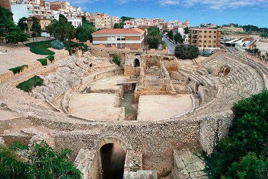Visita Tarragona romana