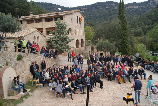 Fiesta Mayor de Valldaura 2018