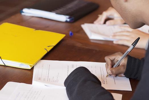Semana tutorías académicas Tercer Trimestre