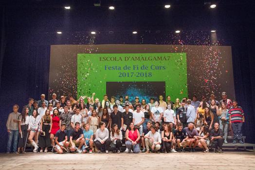 Fiesta de Fin de Cursp 2017-18