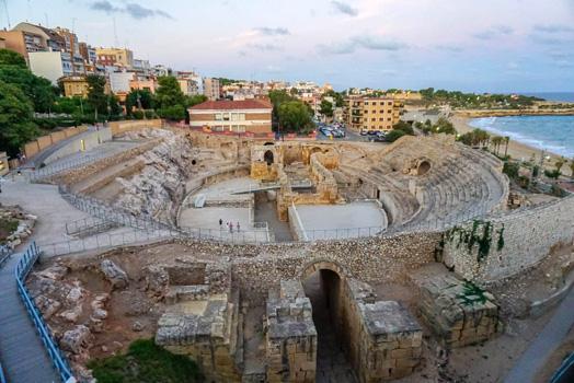 Visita a la Tarragona romana