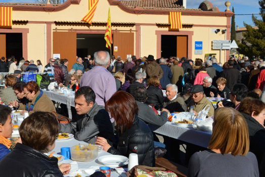 Fiesta Mayor San Sebastian Olvan