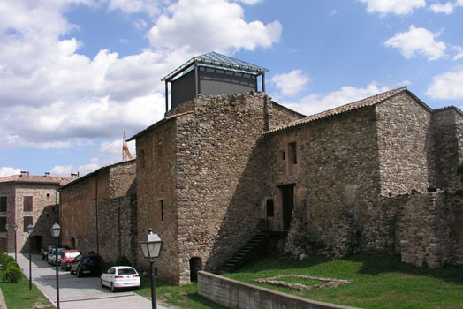 Castle of the Barons of Pinós
